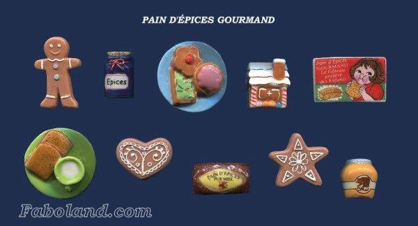 """Recherche la collection """"Pain d'Epices Gourmand"""""""