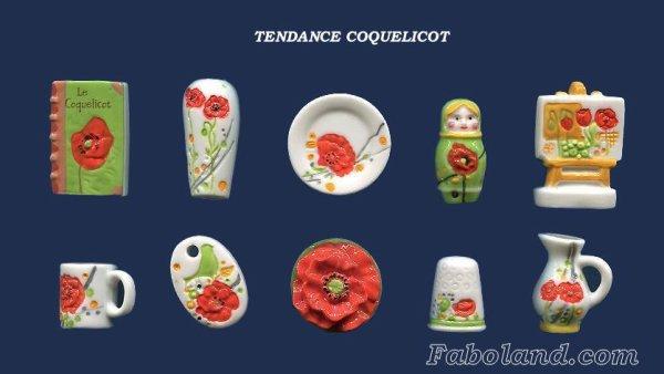 "Recherche toute la collection ""Tendance Coquelicot"""