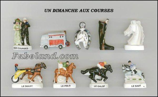 """Recherche toute la collection """"Un Dimanche aux Courses"""""""
