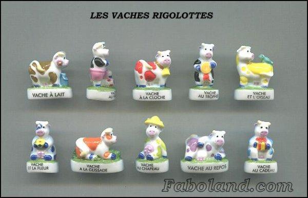 """Recherche toute la collection """"Les Vaches Rigolotes"""""""