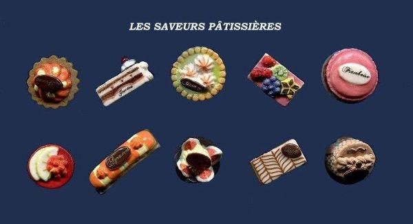 """Recherche toute la collection """"Saveurs Pâtissières"""""""