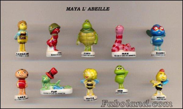 """Recherche toute la collection """"Maya l'Abeille''"""