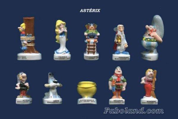 """Recherche toute la collection """"Astérix"""""""