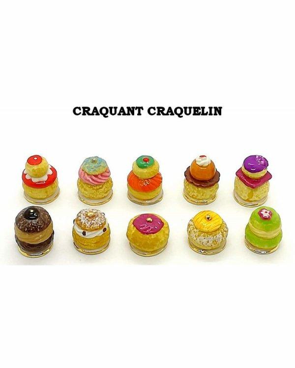 """Recherche toute la collection """"Craquant Craquelin"""""""
