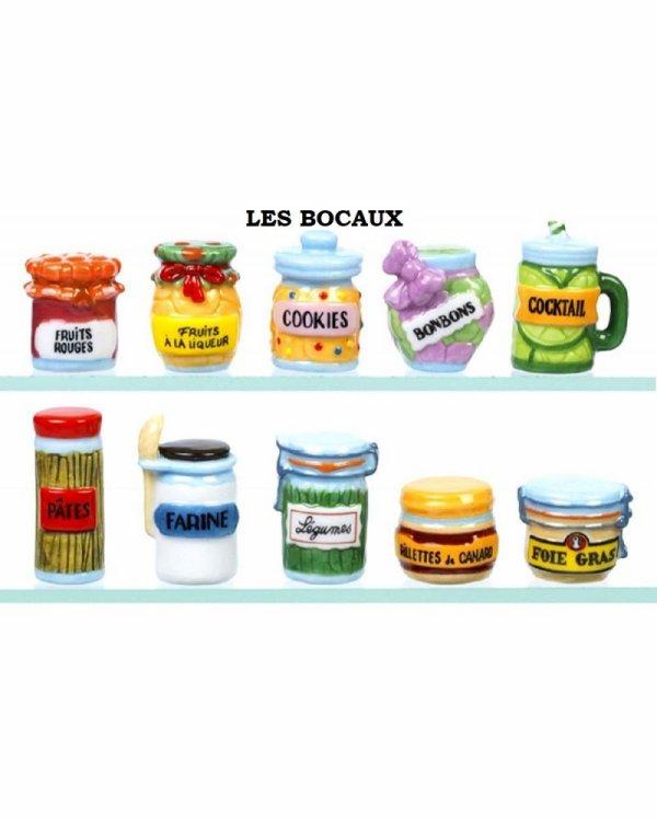 """Recherche toute la collection """"Les Bocaux"""""""