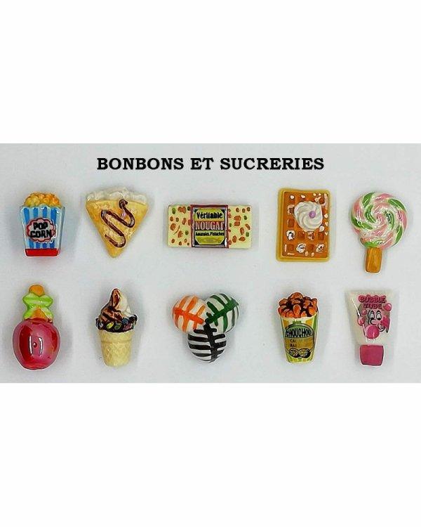 """Recherche toute la collection """"Bonbons et Sucreries"""""""