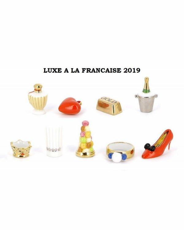 """Recherche toute la collection """"Luxe à la Française 2019"""""""