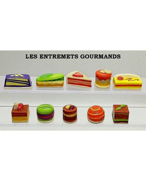 """Recherche toute la collection """"Les Entremets Gourmands"""""""