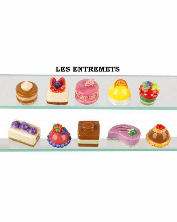 """Recherche toute la collection """"Les Entremets"""""""