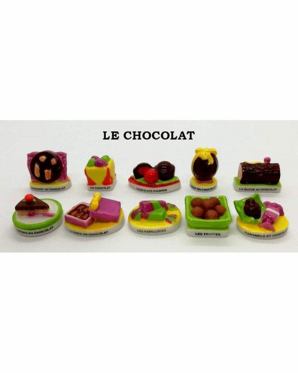 """Recherche toute la collection """"Le Chocolat"""""""