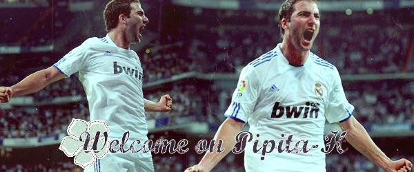Welcome on Pipita-H , ta source sur le madrilène Franco-Argentin : Gonzalo Higuain