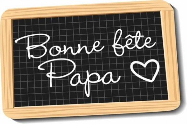 La fête des pères c'est 16 juin !