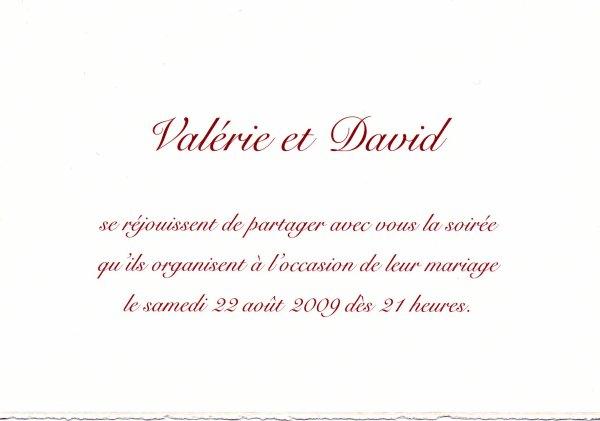 Le Carton D Invitation Pour La Soir 233 E Mon Mariage