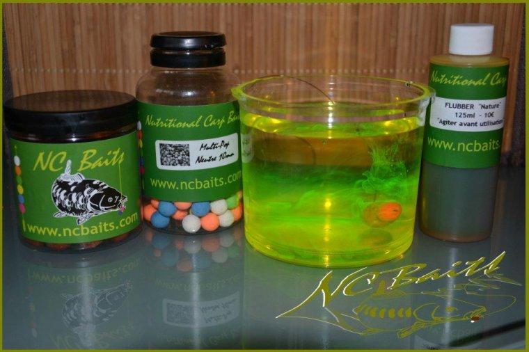 flubber et pellets doubles effets ncb  !!
