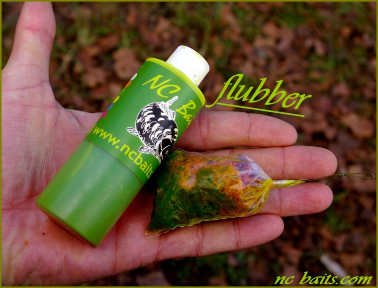 le flubber  ne fait pas fondre les sac pva !!
