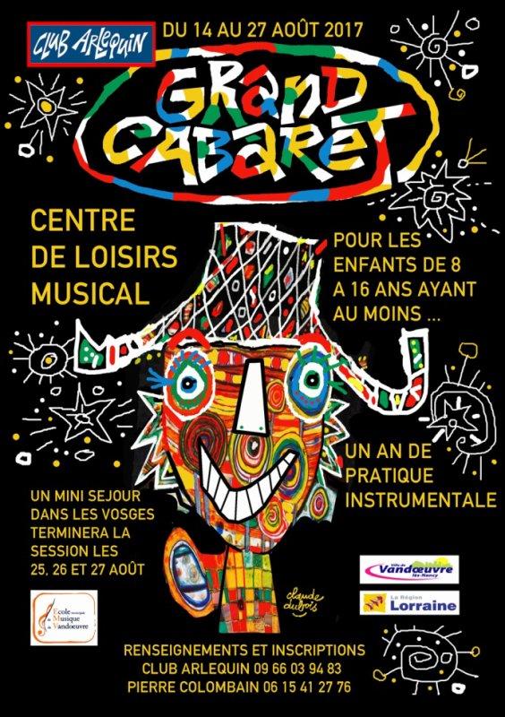 Centre Musical du CLUB ARLEQUIN 2017