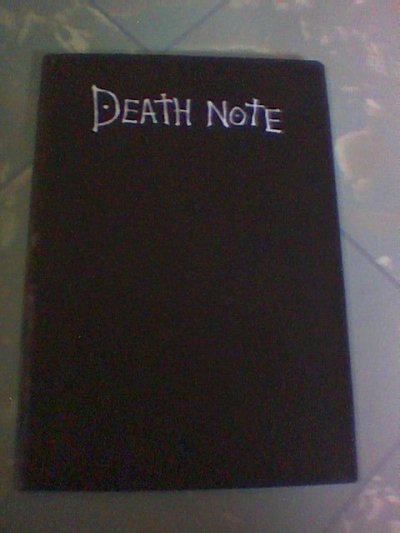description des point important de DEATH NOTE