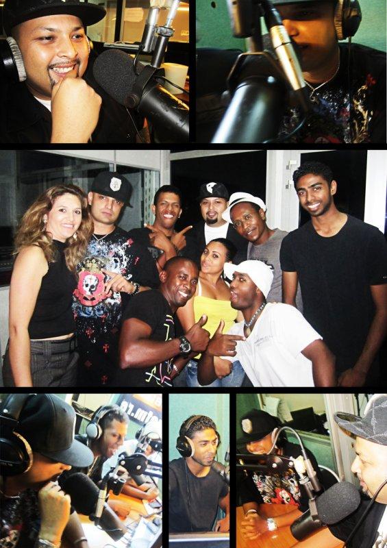 Interview Exo FM