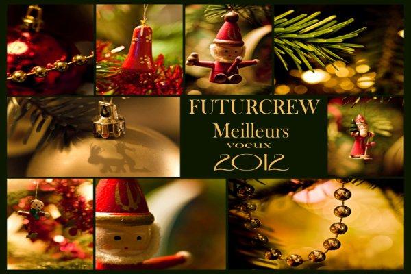 MERCI pou toute sak la soutien a nous cette année !!!! FUTURCREW