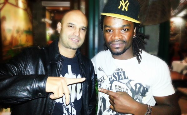 Roko avec Dj Mike One