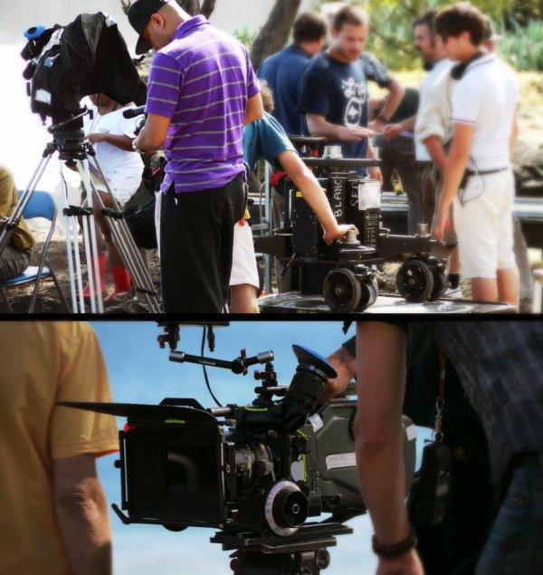 Roko et Konix actuellement sur un tournage de film à l'île de la réunion !!!