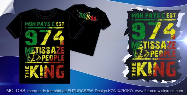 SA ARRIVE BIENTOT LES AMIS !!!!! Nouveaux Modèles Teeshirt MOLOSS