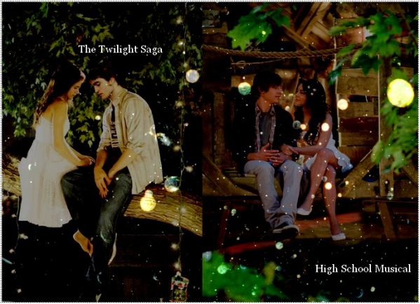 high school musical ou twilight