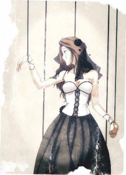 Poème/Extrait  : ♀ La marionnette ♀