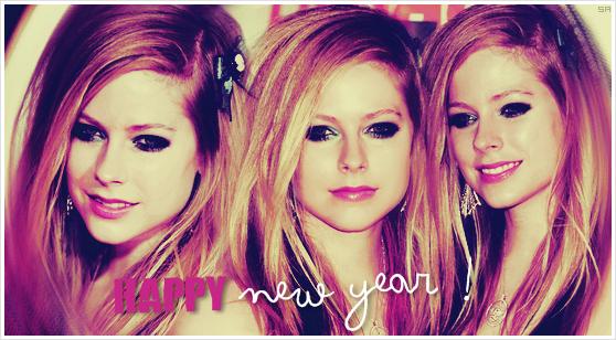 Bonne année 2o12 avec Strawberryav !