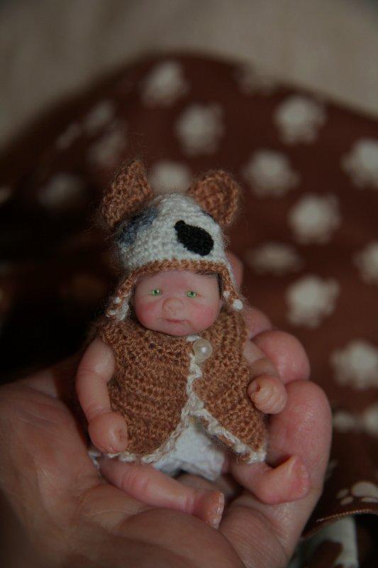 bébé PUPPY