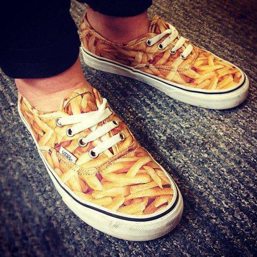 vans frites