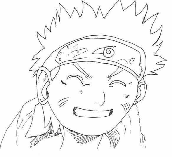 1er Recopiage : Naruto raté ...