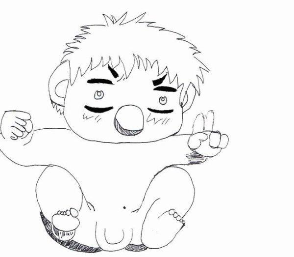 4ème Recopiage : Bébé Beel