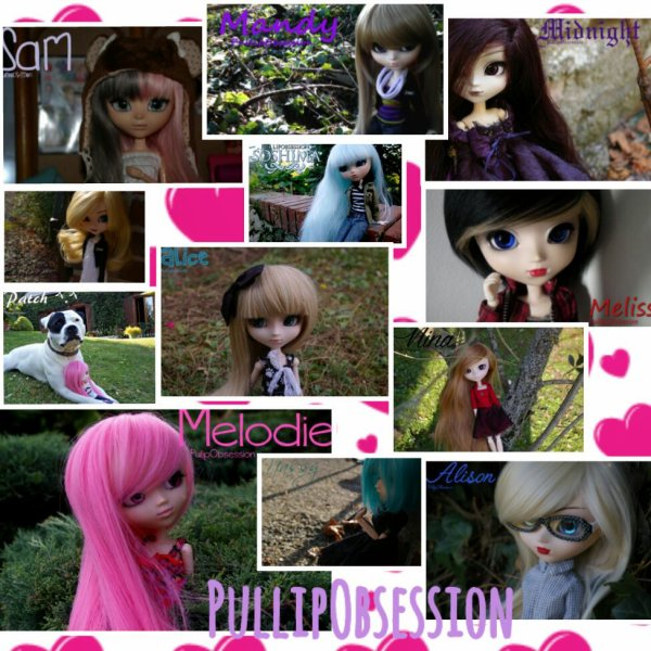 Montage photo pour PullipObsession
