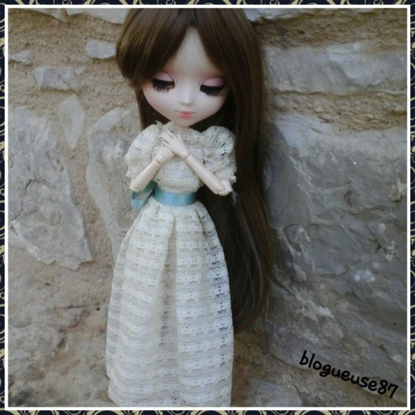 Séance photo: la petite Alice en mode campagne