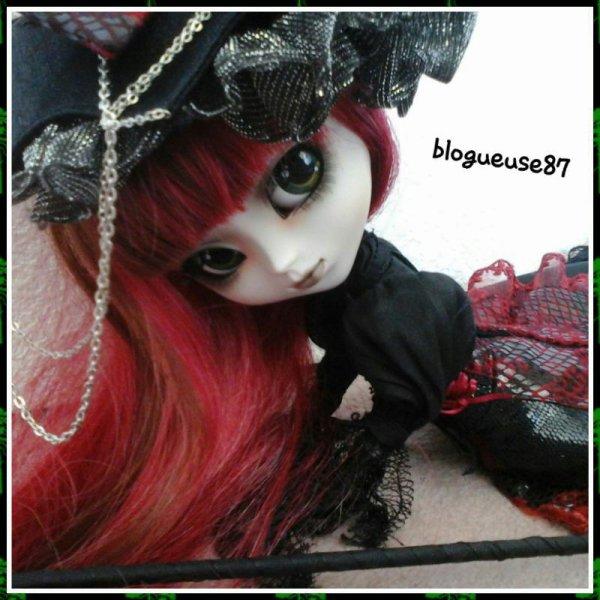 Wihelmina la sombre sorcière