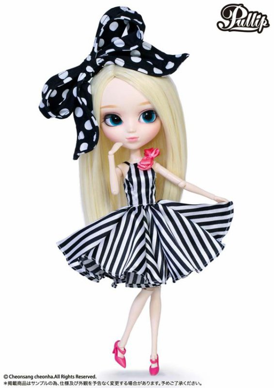 Critique pullip Ally