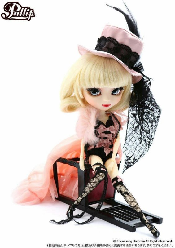 Critique pullip Myra