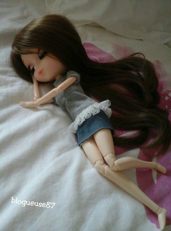Les différentes façons de ... Dormir ! By Alice !