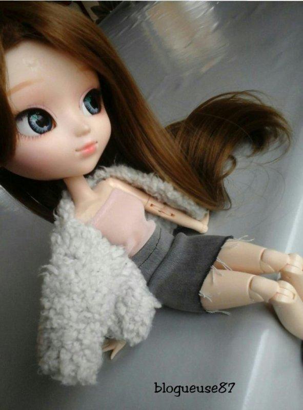Séance photo Alice: Couture !