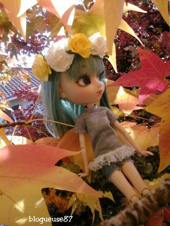 Séance photo Kim: l'automne est revenuuuu 1/2