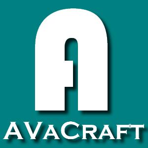Nouveau logo Facebook de AvaCraft