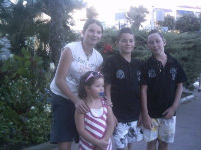 mes cousin et cousine