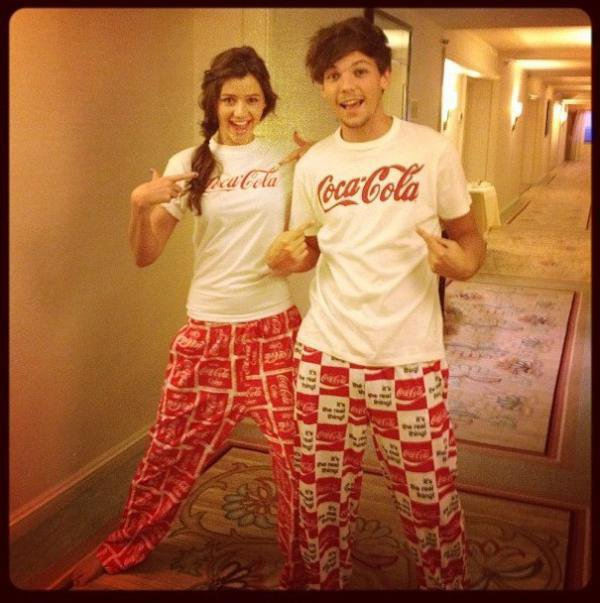 Louis et Eleanor ♥