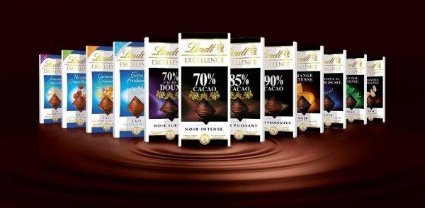 Les Initiés - Devenez l'ambassadeur privilégié des délicieux chocolats Lindt