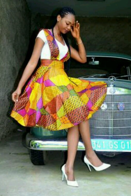 Africains fashion