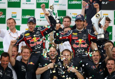 Red Bull le final