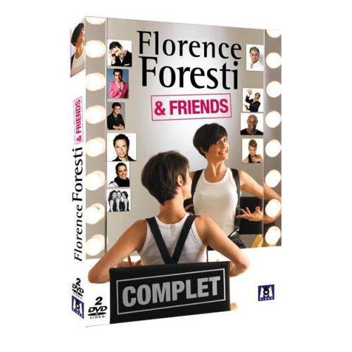 j j sortie du dvd florence foresti friends florence foresti. Black Bedroom Furniture Sets. Home Design Ideas