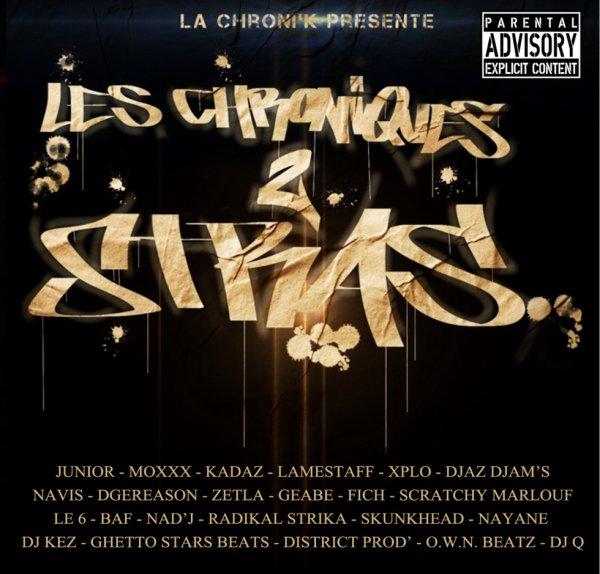 Les Chroniques2Stras Compilation MC'S de Strasbourg