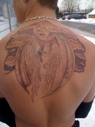 tatoo de mon lapinou mdr